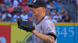A.J. Burnett throws immaculate inning in 3rd