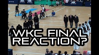 [KENDO RANT] - My Reaction to WKC Men's Final? Gyaku Do in Grading?