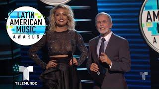 Triunfa el género pop gracias a CNCO | Latin AMAs | Entretenimiento