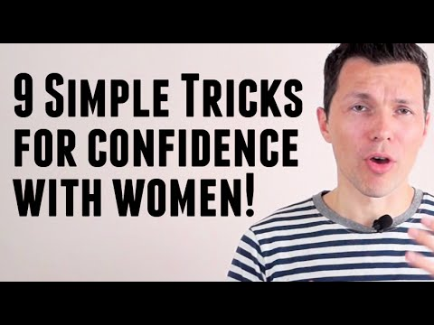 self confidence with women