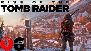 Rise of the Tomb Raider [06] : C'est normal en Russie