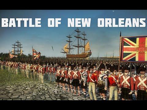 "NTW3 - ""Battle of New Orleans"""