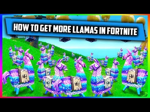 *SECRET* FINDING MORE LLAMAS! EPIC KILLS & FORTNITE FAILS! #1 (Fortnite Battle Royale Funny Moments)