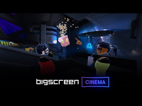 Bigscreen Cinema in January: Transformers 3D, Star Trek 3D & more in VR on Oculus Quest, Valve Index