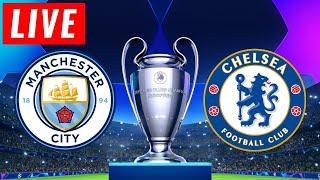 Manchester City vs Chelsea UEFA Champions League Final 2020-21   Live stream Watchalong