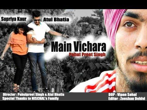 Main Vichara | Full Video | Armaan Bedil | Latest Punjabi Song 2017 | Speed Records