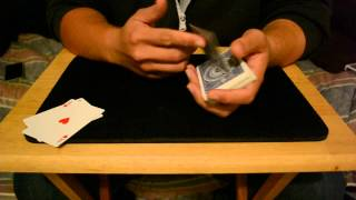 My Demonstration of How to Cheat at Card Games