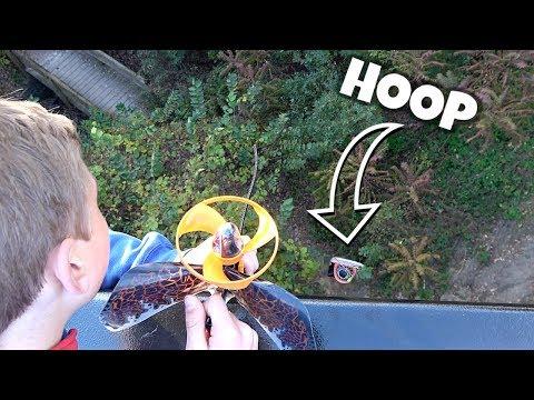 Ninjago Flyer Trick Shots | That's Amazing