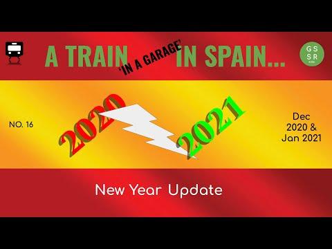 New Year Update 2020/2021