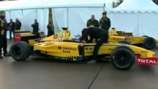 Путин за рулем Формулы 1 полная версия