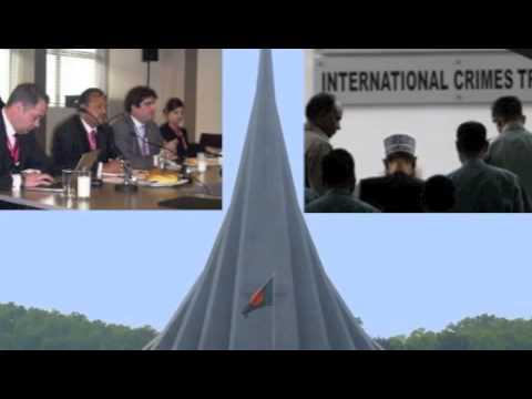 ICC States Partes Session - Presentations on Bangladesh International Crimes Tribunal 21.11.12