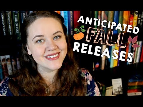 Most Anticipated Fall 2017 Book Releases