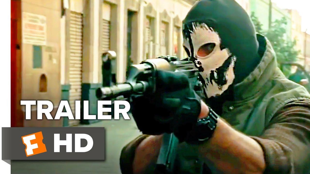 Sicario 2: Soldado Teaser Trailer #1 (2018)
