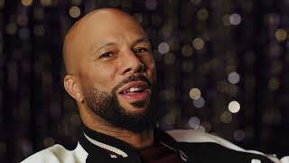 Common plans his day around watching NBA on TNT | NBA on TNT