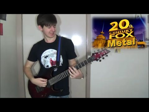 20th Century Fox Theme | Metal cover