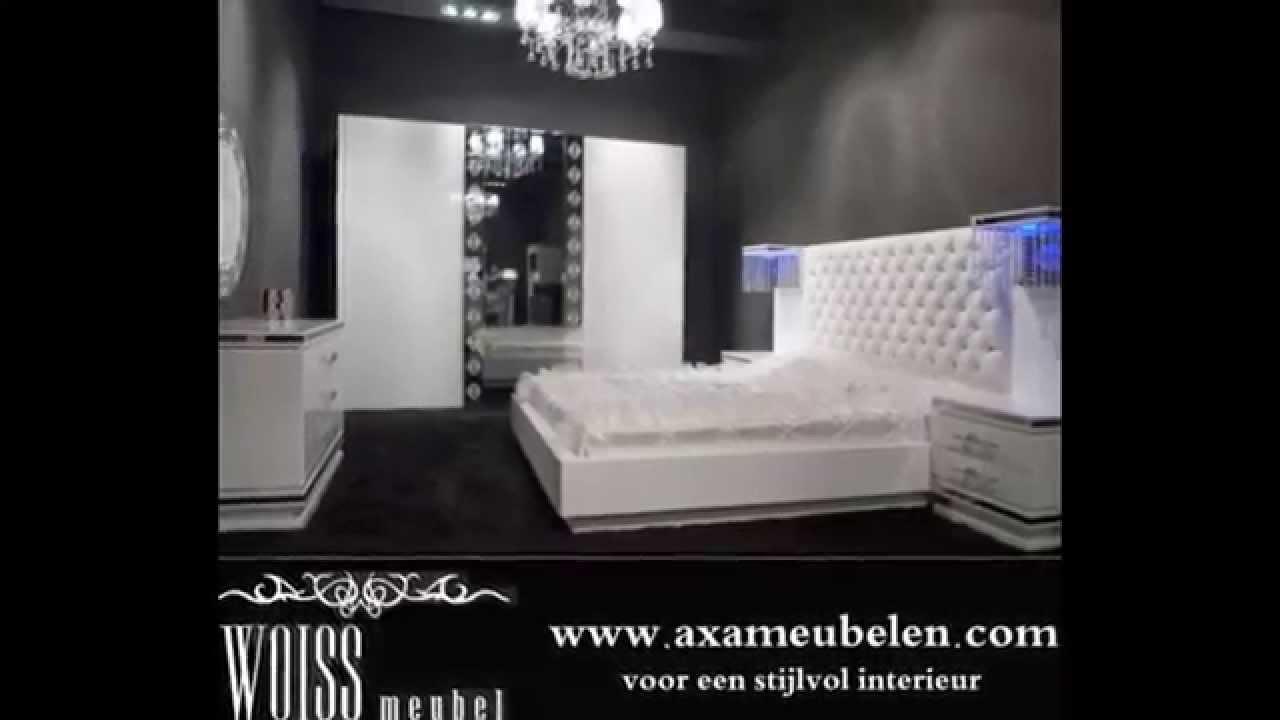 woiss meubels voordelig slaapkamer aanbod koopje hoogglans wit, Meubels Ideeën