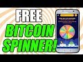 FREE BITCOIN SPINNER with LIVE PROOF OF PAYMENT!!