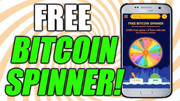 Review: FREE BITCOIN SPINNER