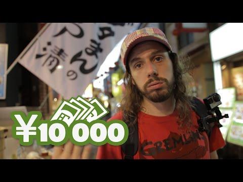 10 000 Yens à Yokohama (la journée du Fail)