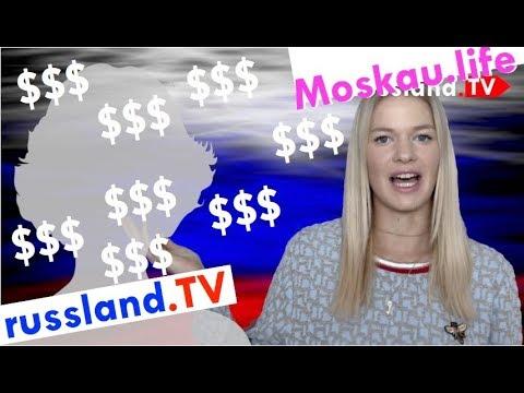Top5: Reichste Frauen Russlands