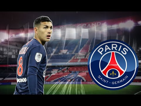 Leandro Paredes: the best passer in Europe? | PSG Midfielder Analysis
