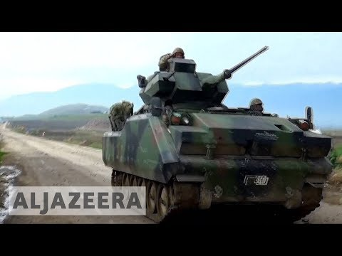 🇹🇷 Turkish troops cross into Syria's Afrin enclave