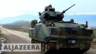 Turkish troops cross into Syria