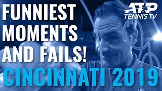 FUNNIEST MOMENTS AND FAILS | Cincinnati 2019