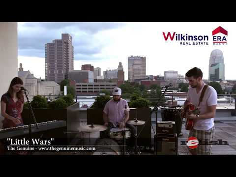 Winston-Salem band The Genuine performs