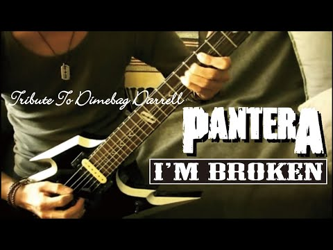 Pantera - I'm Broken  : by Gaku