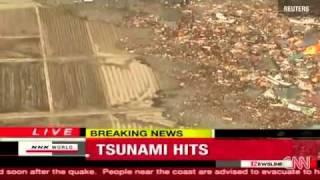 11.03.2011. Япония. Съемка ЦУНАМИ с вертолета. CNN.flv(, 2011-03-11T09:47:23.000Z)