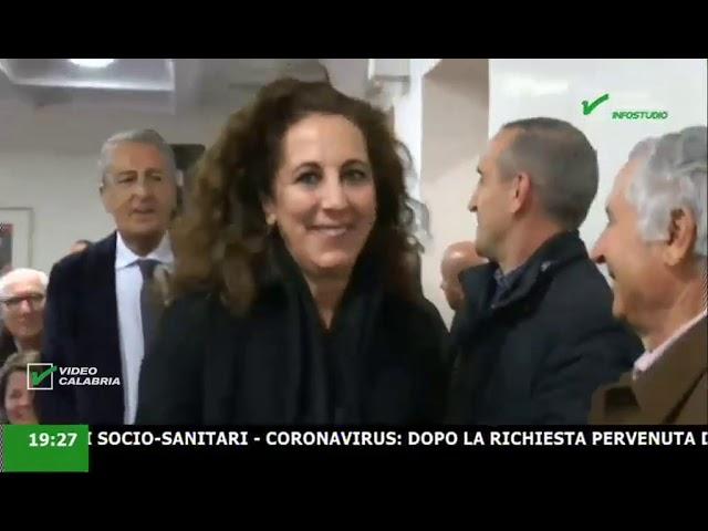 InfoStudio il telegiornale della Calabria notizie e approfondimenti - 16 Marzo 2020 ore 19.15