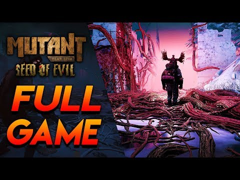 Mutant Year Zero Seed Of Evil Gameplay Walkthrough Part 1 Full Game #SeedofEvil DLC