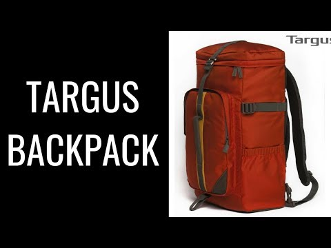 TARGUS Backpack Review | Professional Laptop Backpack | VIP Backpack in budget