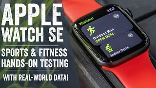 Here's a first impressions sports & fitness focused detangler for the apple watch se, which is quite mix-up of waches. being quirky blend series 3, ...