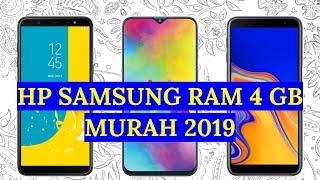 5 HP SAMSUNG RAM 4 GB MURAH 2019 ( Harga 2 - 3 Jutaan )