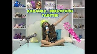 Karaoke Mikrofonu Kutu Açılımı ve Tanıtım