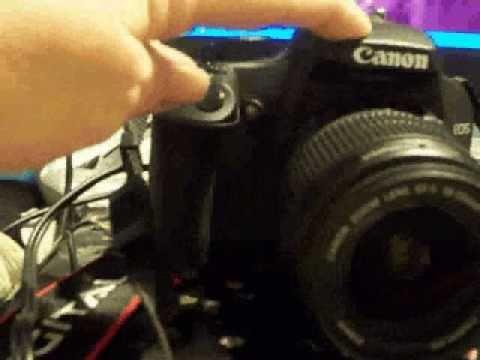 hook up cameras