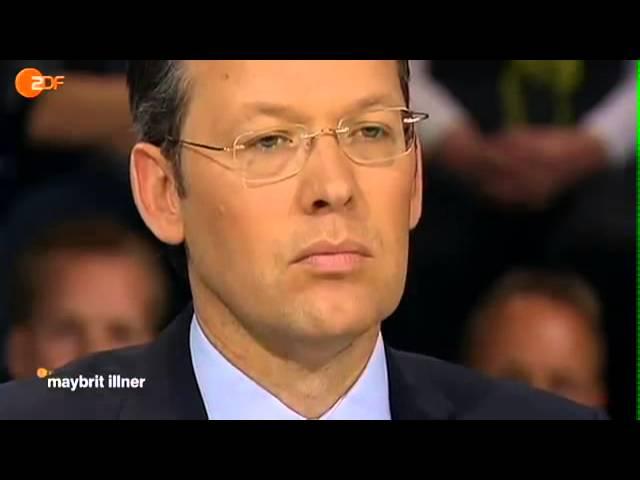maybrit illner: Sparen als Wahlversprechen - ZDF (1/5)