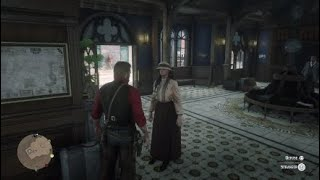 Slap Me Will You  Red Dead Redemption 2