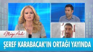 Şeref Karabacak'ın ortağı yayına bağlandı - Müge Anlı İle Tatlı Sert 14 Şubat 2018