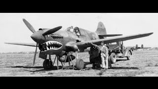 General Chennault's Flying Tigers 1942