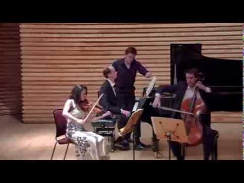 Brahms: Piano Trio no.2 C major op.87, 2nd movement