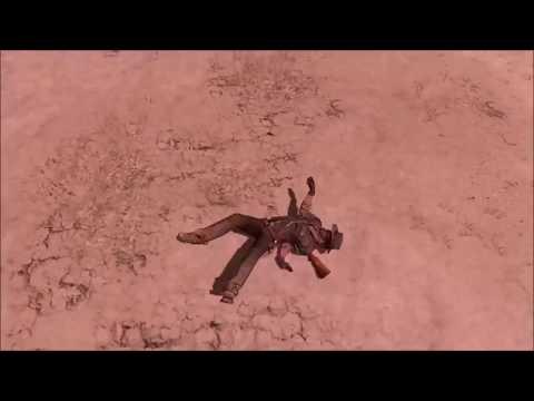 Red Dead Redemption RagdollJumpsDeathsFalls Compilation