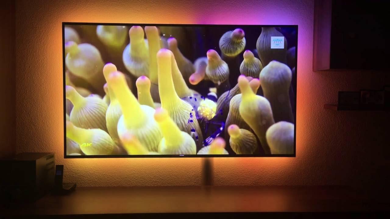 Philips 65PUS9809 Ambilight 3D 4K Ultra HD Smart TV LED