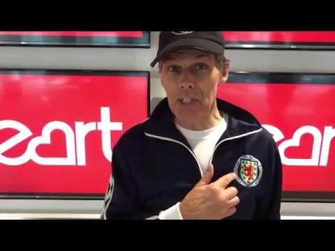 HEART SCOTLAND: TOBY V ROBIN