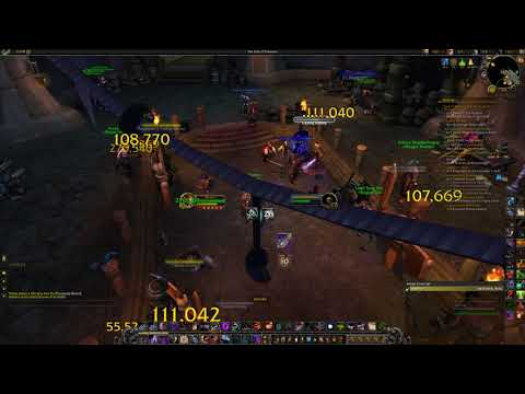 WoW Subtlety Rogue Pve Openers (6M+DPS ST, 10+M DPS AOE) World Of Warcraft Legion 7.3.2