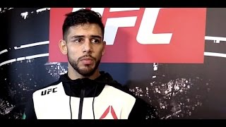 Yair Rodriguez: I Was Ready to Die to Beat BJ Penn (UFC Phoenix)