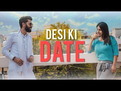 Successful Date Of a Desi Guy | Karam Jale | Desi Vines
