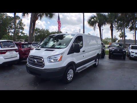 2018 Ford Transit Van Gainesville, Ocala, Lake City, Jacksonville, St Augustine, FL 9043